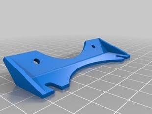 Printrbot Fan Bracket - 60mm
