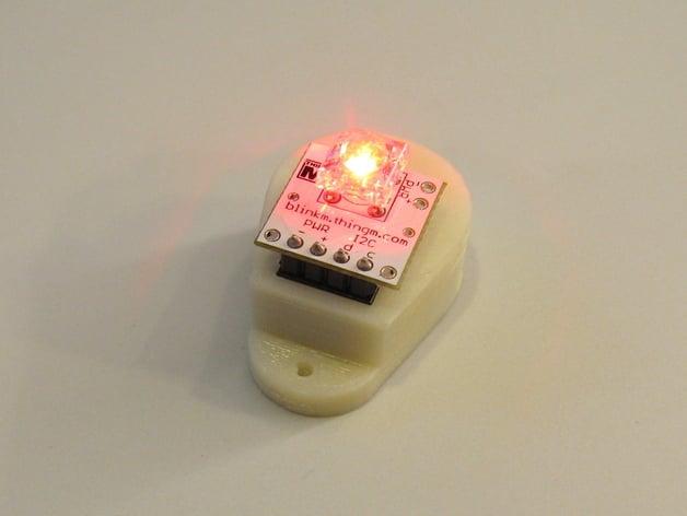 BlinkM coin cell holder