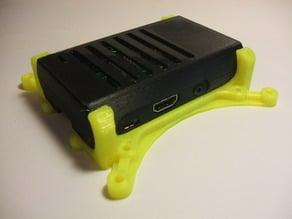 Raspberry Pi 2 Case's VESA Mount (Quick fit)