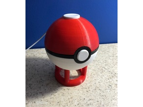 Apple Watch Charger - Pokeball