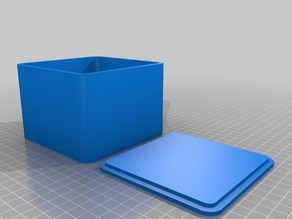 My Customized Generic Project Box Template
