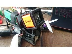 RunCam 3 Wizard X220 mount 30 deg