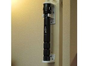 flashlight holder