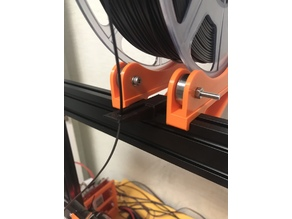 AM8 Filament Guide (for 2040 profile)