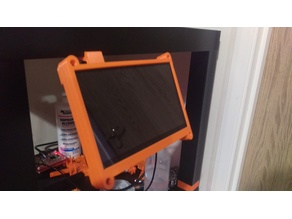Elecrow 7 inch LCD screen case (no gluing required)