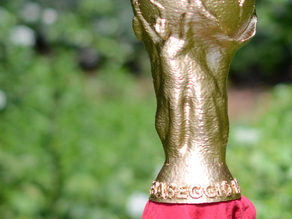 FIFA Worldcup Trophy (Remix)