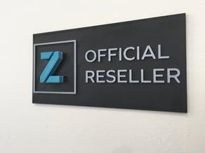 Zortrax  logo Official Reseller