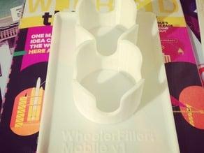 WheelerFiller Mobile v1Baby Bottle Holder