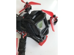 ALIEN 5 SOFT MOUNT GOPRO SESSION (ND slot option)