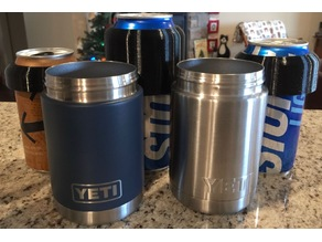 YETI Rambler Colster 12oz Keystone Inspired Extended Caps 16oz and OEM sizes too