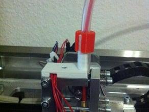 renkforce RF1000 filament guide / tube guide