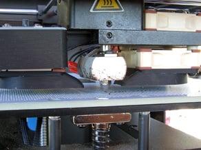 Zortrax M200 ducted fan