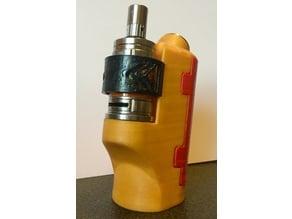 Project Machanical Vape dual 18650 Box smoke (sigaretta elettronica)