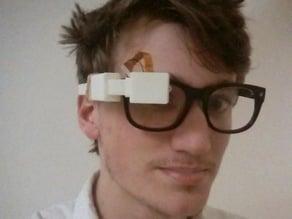 Poor Man's Google Glass