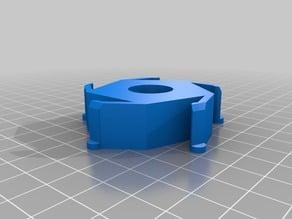 Spool Holder 15mm center 55mm spool