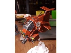 Blasthook Gunship (28mm)