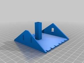 Dwarven forge city tile roof