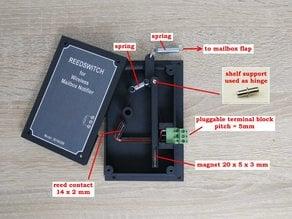 Wireless Mailbox Notifier