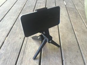 iPhone 6 Plus Tripod + source files for other phones
