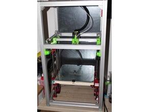 Hypercube Evolution Rail System (HevoRS)