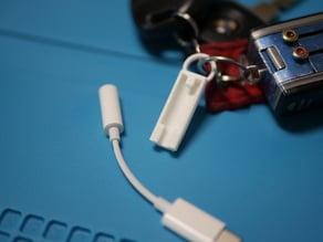 Apple USB-C to 3.5mm Keychain