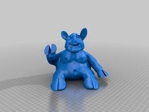 fat pig 肥猪