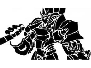 Reinhardt Stencil