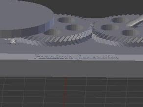 Parabola Generator