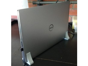 Dell XPS 15 9550 laptop vertical stand