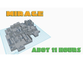 Mirage Map Model