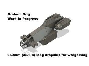 Graham's Brig 28mm