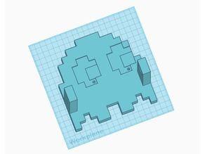 Pac-Man TP Holder
