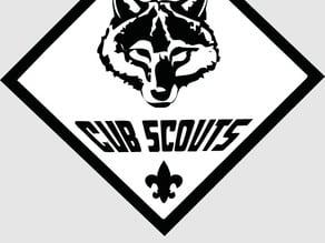 CUB SCOUTS OF AMERICA  BADGE