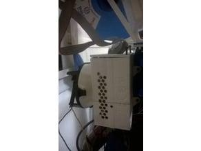 P3Steel Ramps Box & CPU fan adapter