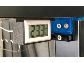 Digital Thermometer Casing