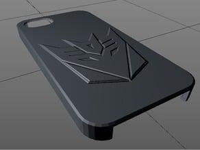 IPhone 5 Decepticon Case