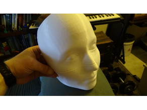 Female Face Mask - Rough Cut Stone