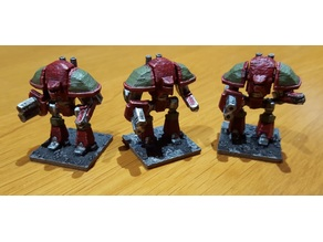 Epic Scale Imperial Knight Errant