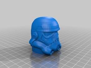 Storm Trooper Helmet REMIX Rev. B