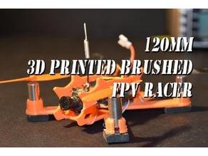 120mm Micro FPV Racer 8520 brushed motors