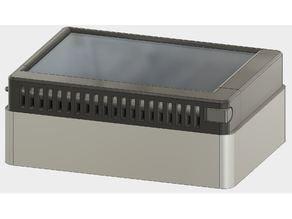 Flirc LCD Bezel w/Stylus compartment