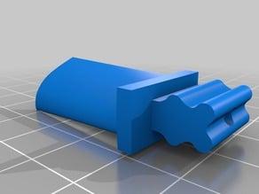 Axial compressor blade