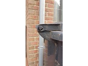 Deckelpin / Deckelscharnier für Sulo Mülltonne