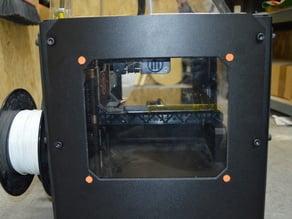 Window peg fix for Replicator 2X