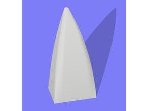 Flite Test F-22 Raptor Nose