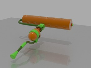 Splatoon paint roller