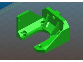 Felix x-axis motor mount