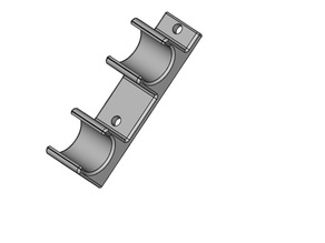 Archery Stabilizer bar Clip