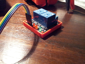 Other Two relay module bumper
