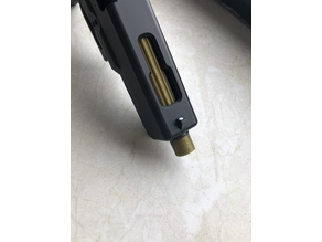 Airsoft G18c Fluted Outerbarrel Cover